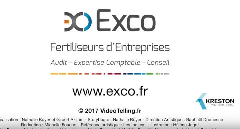 Exco se dote d un nouveau territoire de marque exco - Cabinet d audit et d expertise comptable ...